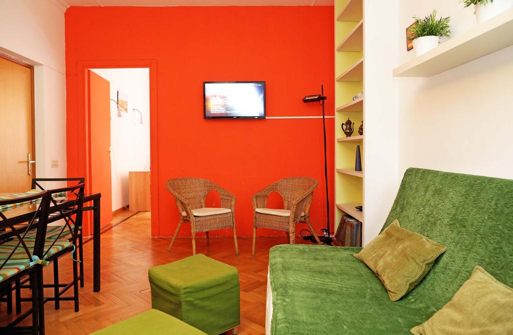 Rome in Apartment - Baccina 41