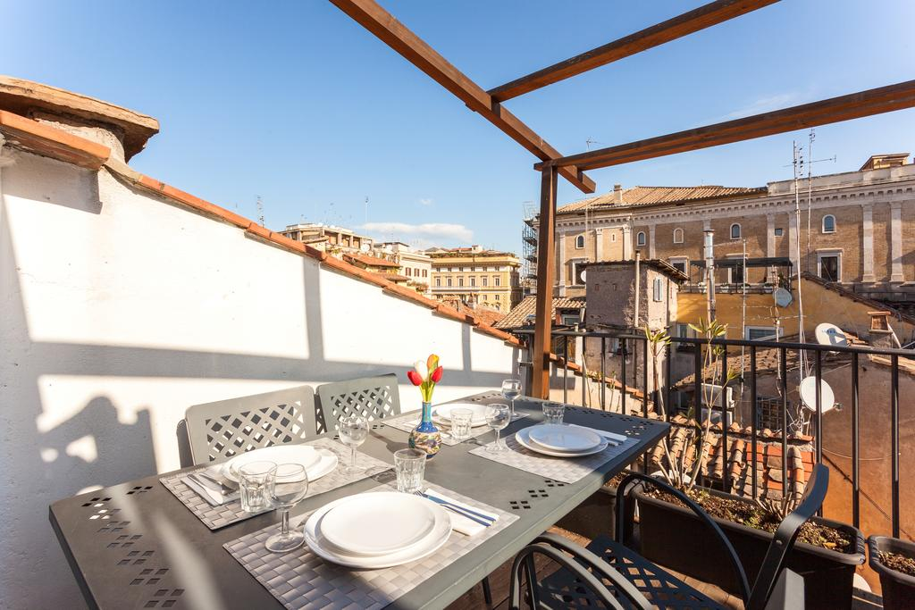 Rome as you feel Cappellari with Terrace