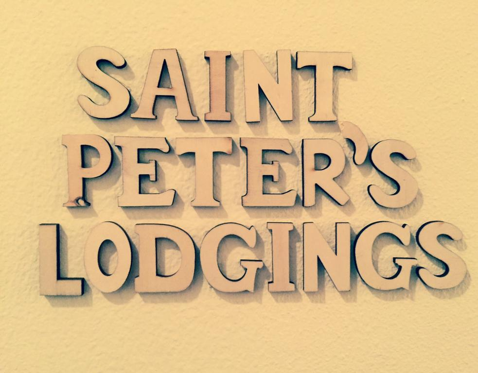 Saint Peter's Lodgings