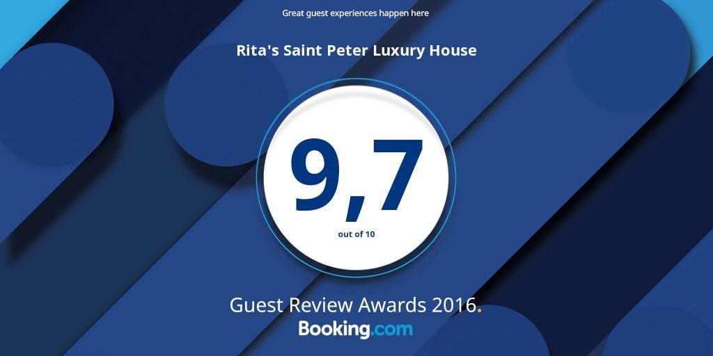 Rita's Saint Peter Luxury House
