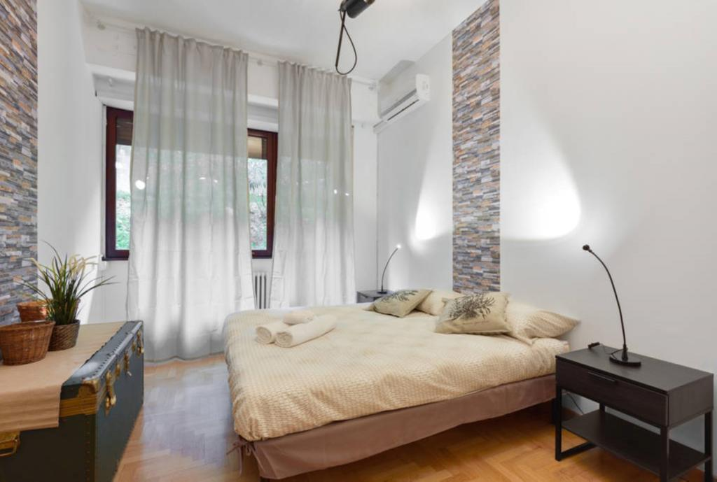 White Apartment San Pietro