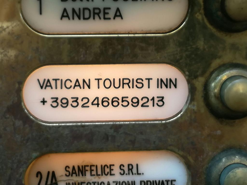 Vatican Tourist Inn