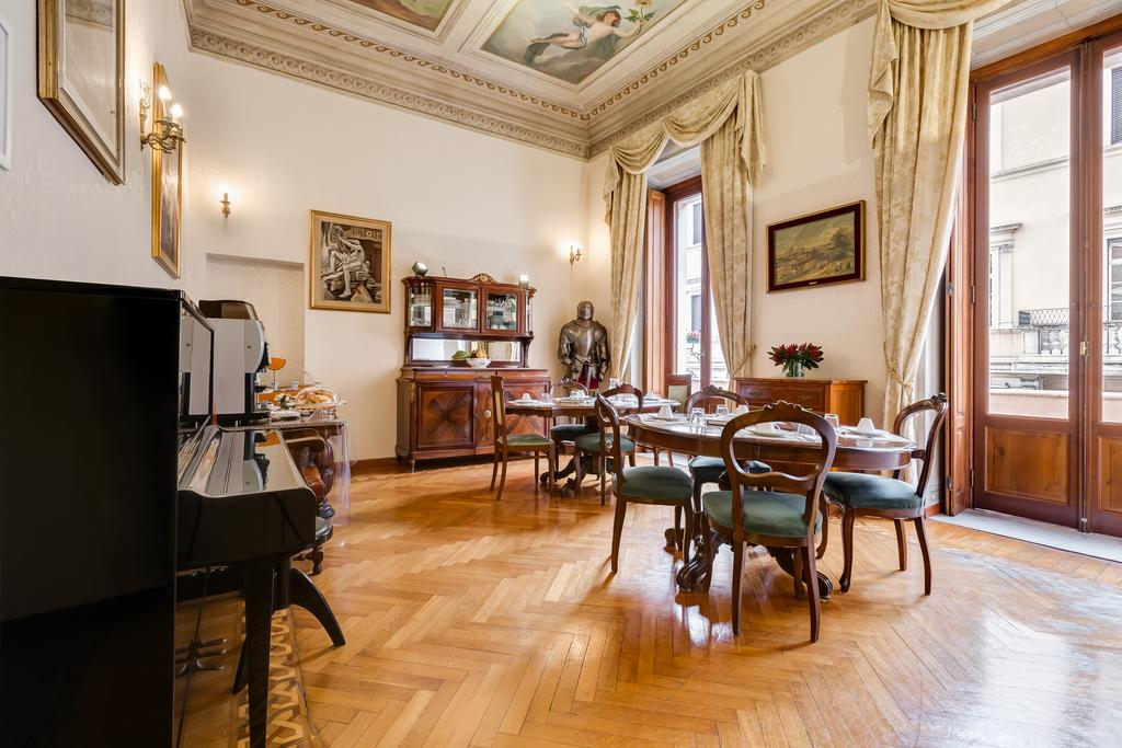 Affreschi Su Roma Luxury B&B Rome