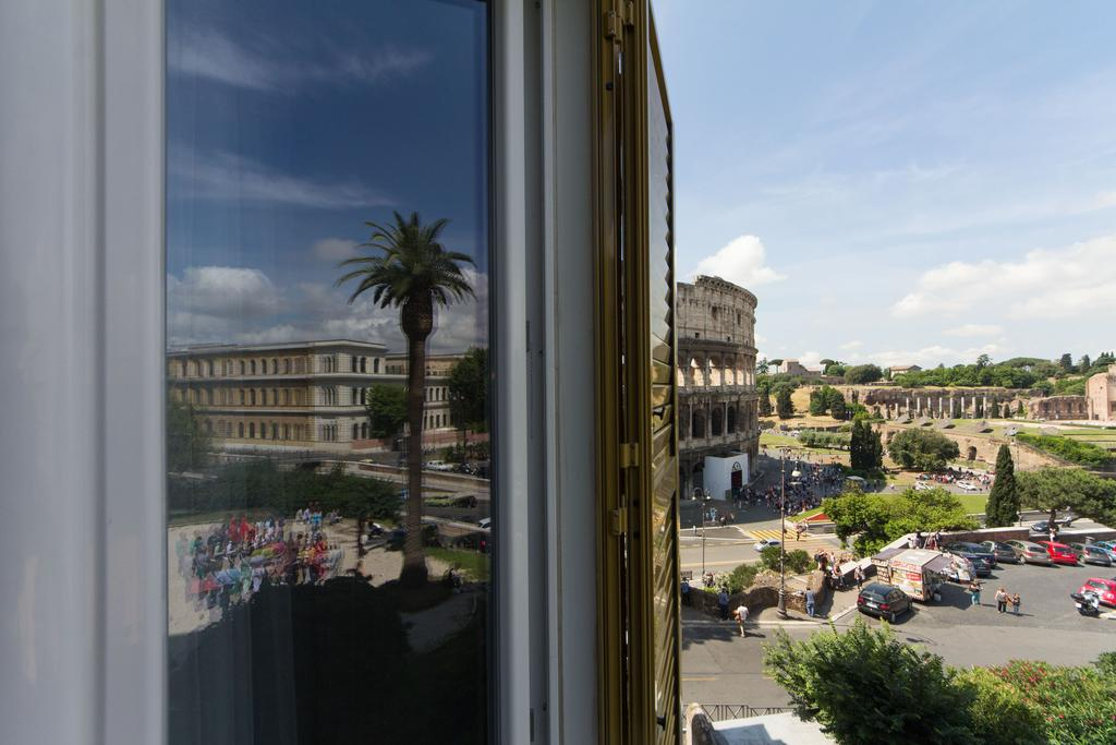 B&B Colosseo Panoramic Rooms