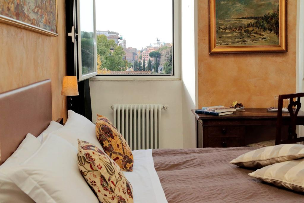 Restart Accommodations Rome