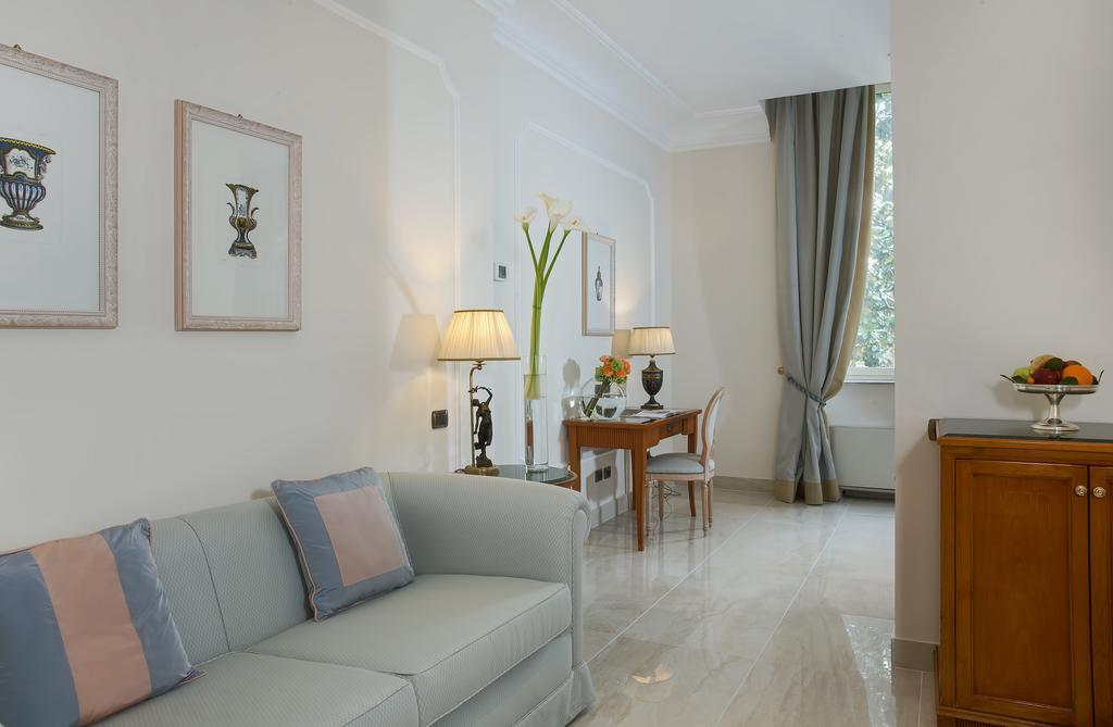 Aldrovandi Villa Borghese - The Leading Hotels of the World