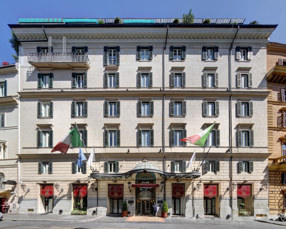 Hotel Splendide Royal - Small Luxury Hotels of the World Rome